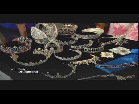 Rosebank Tiara Replicas on CBC News - May 11, 2018