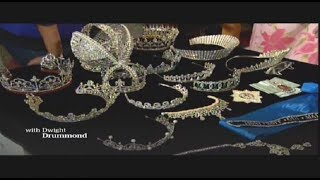 Rosebank Tiara Collection on CBC News - May 11, 2018