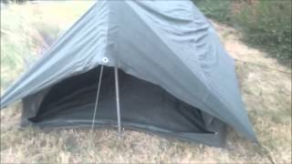 french military surplus tent