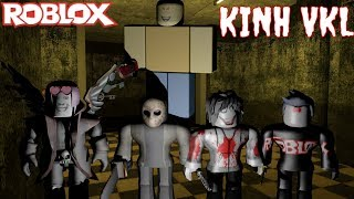 Roblox | Horror in the 6th elevator on 13 | The Elevator | MinhMaMa