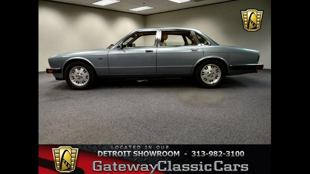 #249   DET   1994 Jaguar XJ6