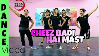 Cheez Badi Full Video | Dance choreography | Machine |  | Udit Narayan & Neha Kakkar | T-Series