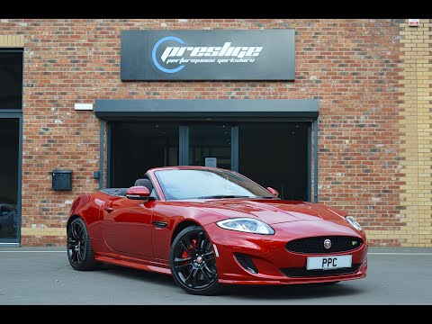 2014 14 Reg - Jaguar XK 5.0 (510ps) Dynamic R 2dr Auto Convertible