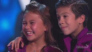 Sky Brown & JT Church - DWTS Juniors Episode 2 (Dancing With The Stars Juniors)