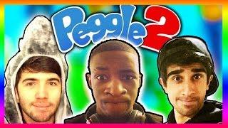 PEGGLE #3 with Vikk, Josh & Tobi (Peggle 2 Gameplay)