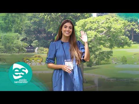 Invitación PGA Tour Holcim Colombia Classic - Estilo Santander