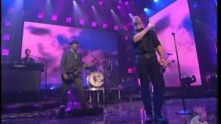 Daughtry performs Waiting for Superman live from Hollywood for the 2014 Rockin' New Years Eve Party