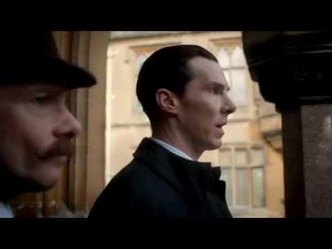 Detective of the Foggy City (Sherlock × Dai Gyakuten Saiban)