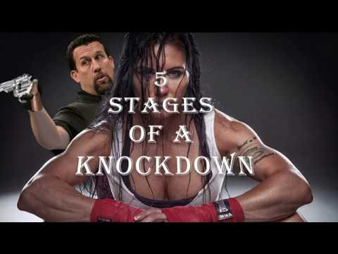 Big John Mccarthy's 5 Stages of an MMA Knockdown