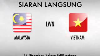 Sea Games 27th: Malaysia vs Vietnam