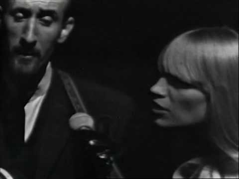 If I Were Free - Peter, Paul and Mary (Live in France 1965)