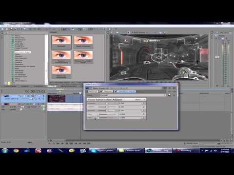 sony vegas how to join clips