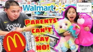 PARENTS CAN'T SAY NO!! KIDS IN CHARGE FOR 24 HOURS | Acoba FamBam