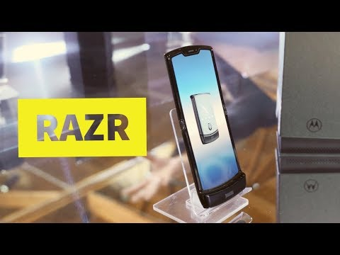 Motorola Razr 2019: The PERFECT Foldable?!