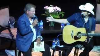 Brad Paisley and William Shatner Duet--Saban--7 8 15--Real