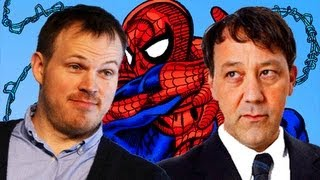 Sam Raimi Likes 'The Amazing Spider-Man'
