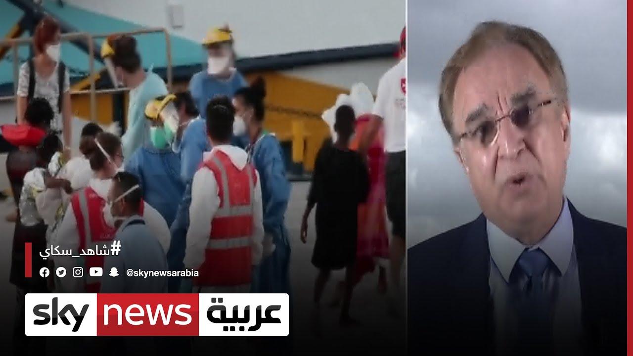محمد كلش: رغم كل القرارات والإجراءات للحد من الهجرة غير الشرعية بقيت هناك ثغرات  - 14:59-2021 / 5 / 12