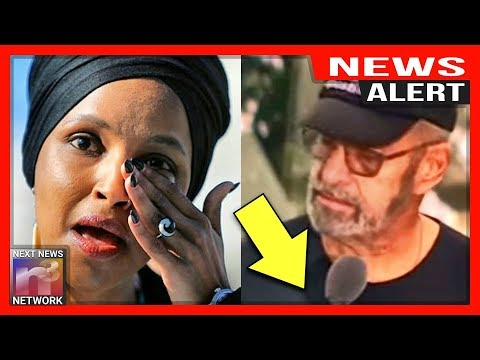 ALERT: Omar Publicly SHAMED At Ground Zero When Man Steps Up To The Podium And Speaks