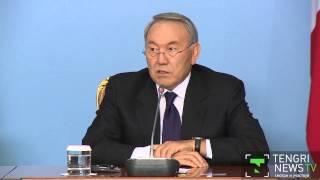 Назарбаев: Не надо недооценивать мощь России