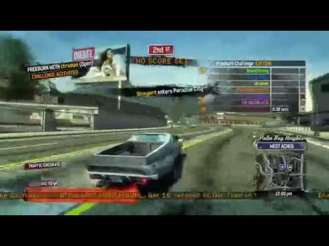 Burnout Paradise - Thoughts On The Remastered Version
