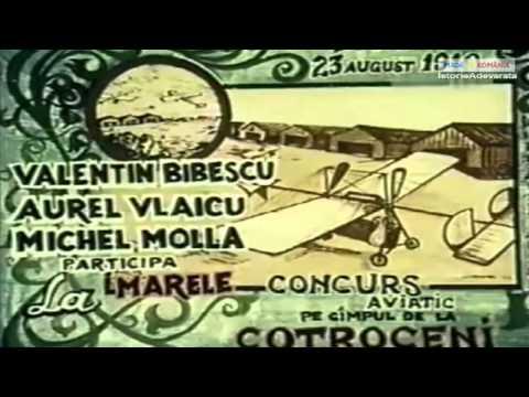 Povestea romanului AUREL VLAICU primul om care s-a luptat cu inaltimile erou national