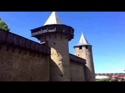 Carcasonne Castle, France