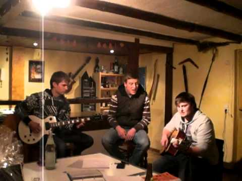 Sportfreunde Stiller- Ein Kompliment (cover) Tim,Andy,Kev