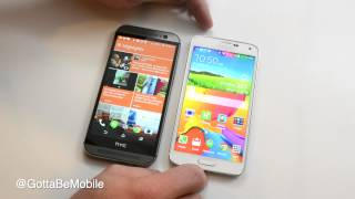 Galaxy S5 vs HTC One M8: Which Should I Buy?