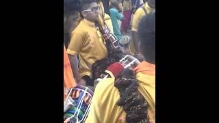 Arul osai urumee melam divine music @ Panguni 2014