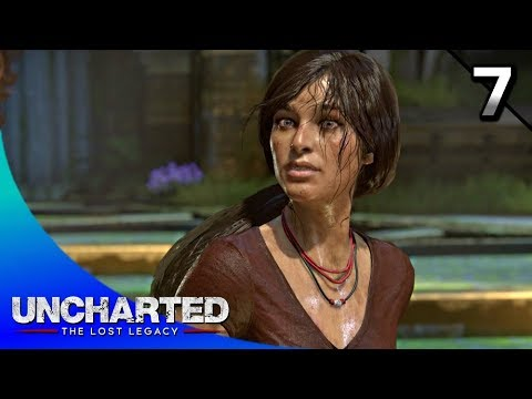 UNCHARTED: The Lost Legacy Walkthrough Part 7 · Chapter 7: The Lost Legacy (100% Collectibles)