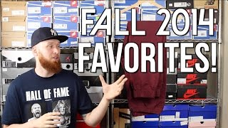 Fall Favorites 2014 With MR FOAMERSIMPSON!