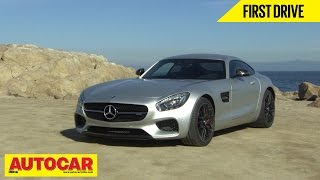 Mercedes-Benz AMG GT S | First Drive Video Review | Autocar India(It may not have the iconic gullwing doors or the raw power of its predecessor, but the AMG GT feels more refined and better engineered than the SLS. But will it ..., 2014-12-11T17:40:00.000Z)