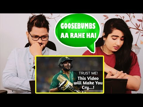 Indian Reaction On Shahid Afridi amazing records video made you cry a tribute to LaLa