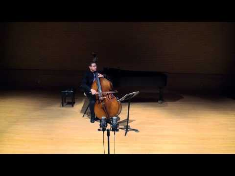 Bach Cello Suite No. 3 in C Major - Jason Scott Phillips