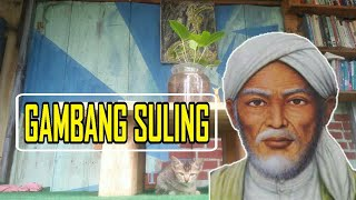 GAMBANG SULING - SHOLAWAT DAN PUJIAN SETELAH ADZAN JAWA KUNO