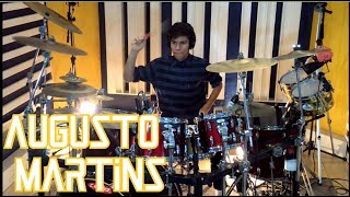 Gambar cover Drum Cover de  Augusto Martins / Sugar, We're Goin Down -Fall Out Boy  /