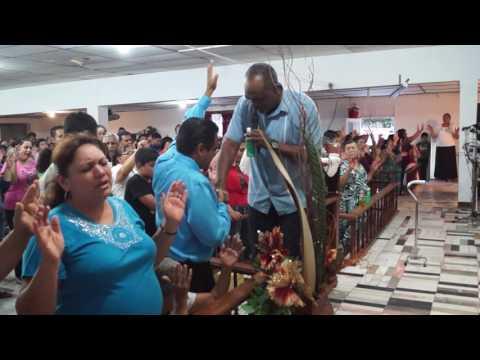 Sanidad y Milagros - Evangelista Carlos Pascual - Templo Roca De Poder. A. D