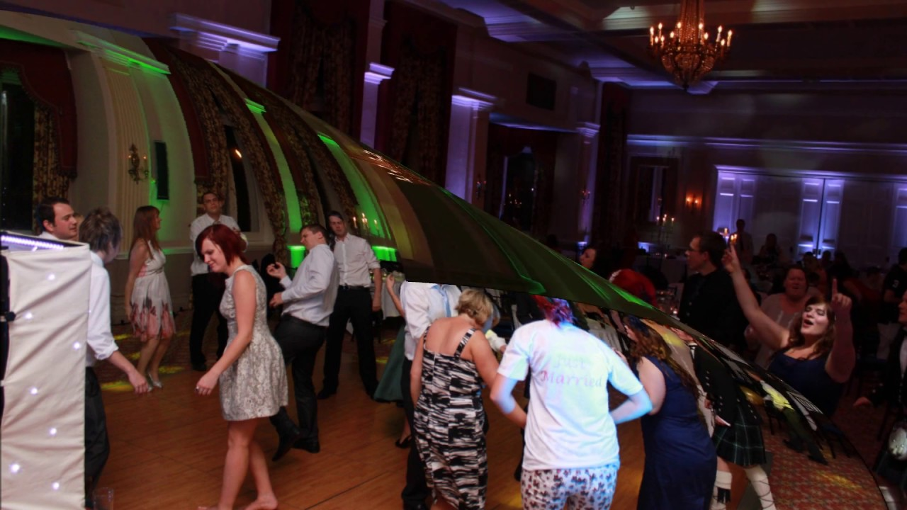 Sheffield Wedding Dj Gig Log At The Majestic Hotel Harrogate Youtube