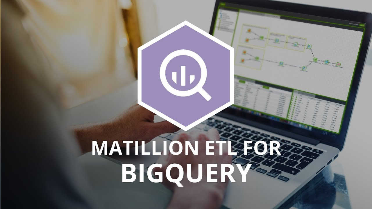 Matillion ETL for BigQuery - Cloud Data Integration Software