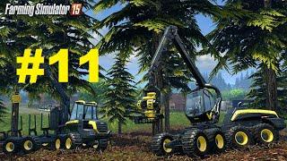 Farming Simulator 15. Часть #11. Мод Курсплей / Mod CoursePlay.(Farming Simulator 2015 — новая игра в линейке фермерских симуляторов от компании Giants Software, в которой мы управляем..., 2014-11-17T15:43:42.000Z)