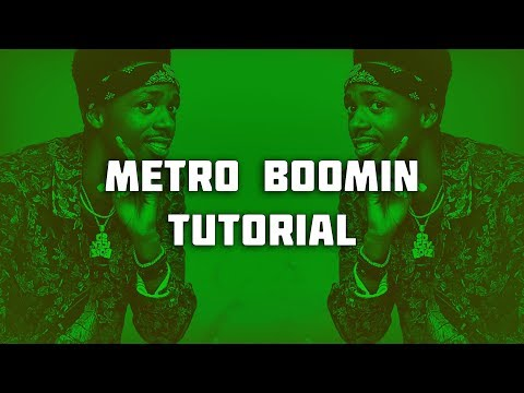 How To Make A Metro Boomin Type Beat 🔥🔥(Metro Boomin Tutorial) - Without Warning⚡🐕