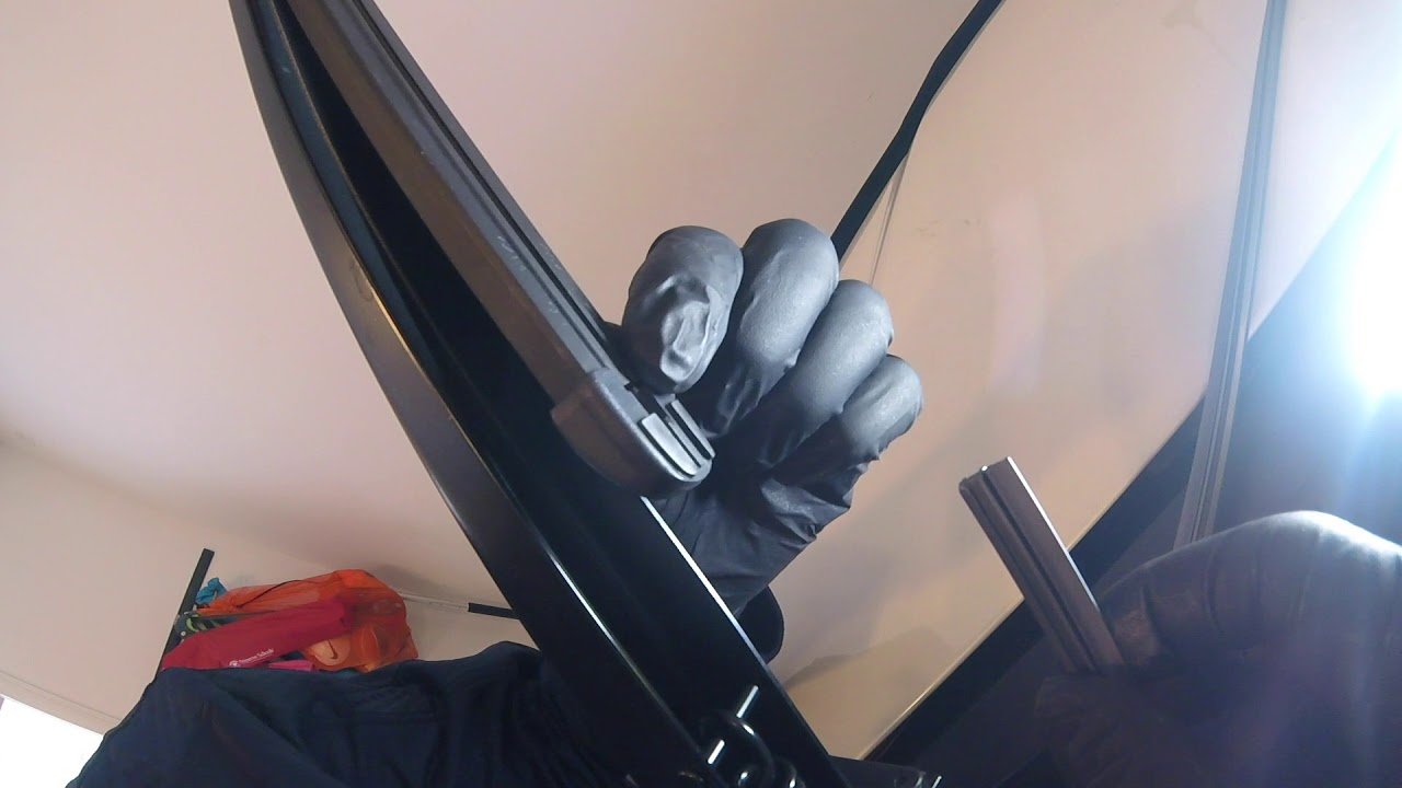 Honda Odyssey Wiper Blade Insert Replacement