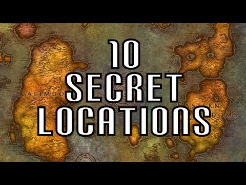 10 Secret Locations in World of Warcraft