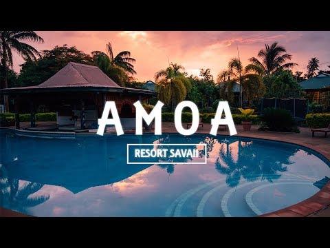 Amoa resort - Savaii SAMOA