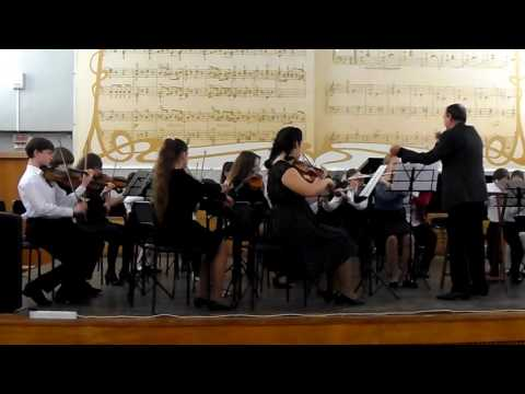 Antonio Vivaldi – Escala Palladio. Оркестр музыкальной школы № 3 Саратова 17.03.17