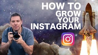 How to grow Instagram followers organically 2019 - How I 6x in a couple of years