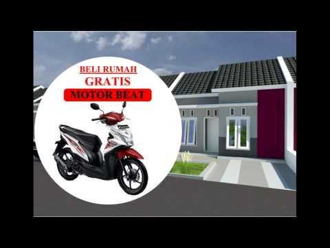 Jual Rumah Murah Di Cimahi Bandung Barat Gratis 1 Unit Sepeda Motor