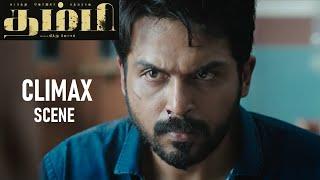 Thambi : Climax Scene | Thambi Sneak Peek | Review & Reaction | Karthi | Jyotika | Sathyaraj | தம்பி