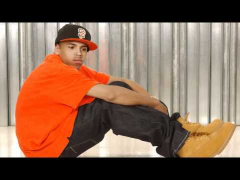 Chris Brown's 1st song as C-Syzle