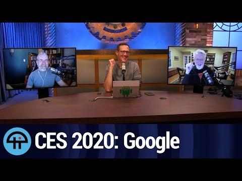 Google's CES 2020 Announcements